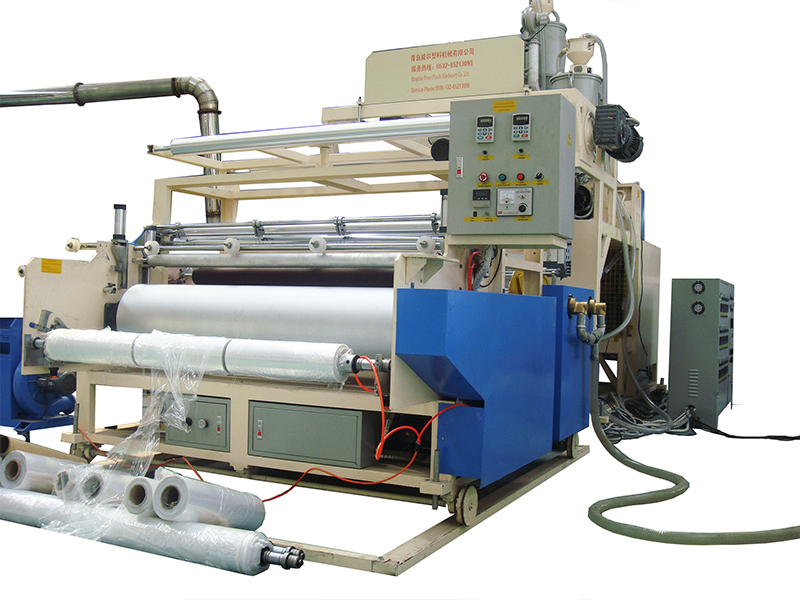 LLDPE stretch film production line