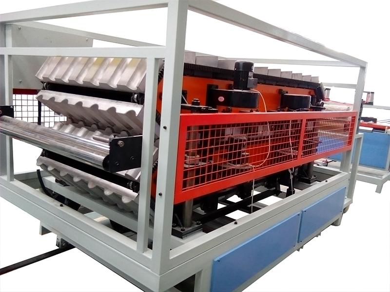 PVC Glazed Roof/Spanish Roof Sheet Extrusion Line