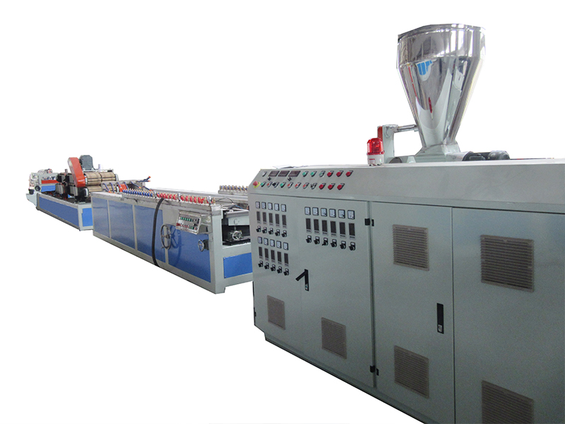 PVC/WPC Wall Panel Production Line